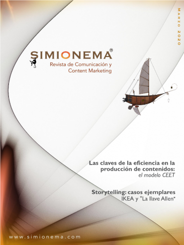 Simionema producción de contenidos content marketing storytelling